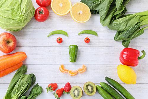 野菜不足を補える、ビタミン・ミネラルを補える